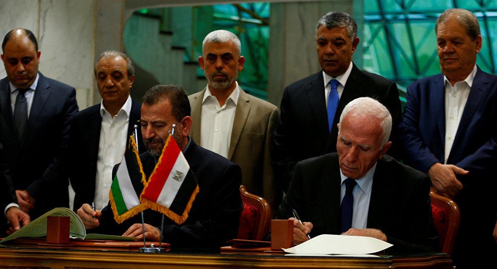 Hamas, Fetih, anlaşma