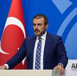 AK Parti Genel Başkan Yardımcısı ve Parti Sözcüsü Mahir Ünal