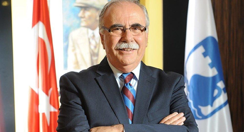 Çanakkale Büyükşehir Belediye Başkanı Ülgür Gökhan