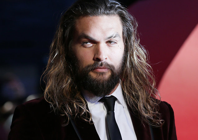 Game of Thrones'da Khal Drogo rolünü üstlenen Jason Momoa