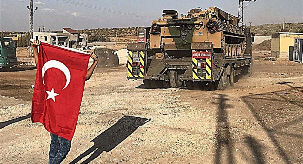 İdlib için askeri hareketlilik sürüyor