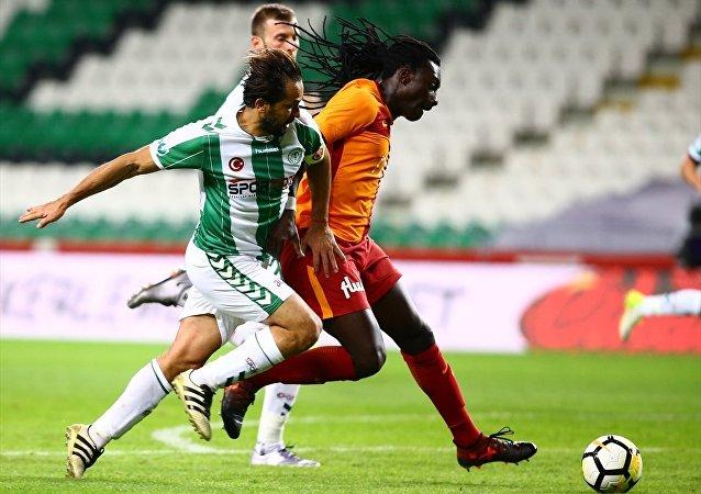 Galatasaray - Atiker spor