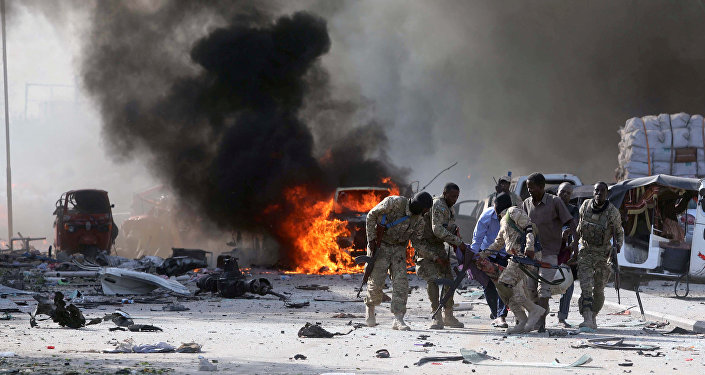 Mogadişu - Saldırı - 14.11.17