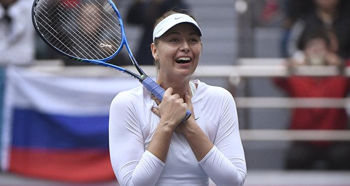 Mariya Şarapova