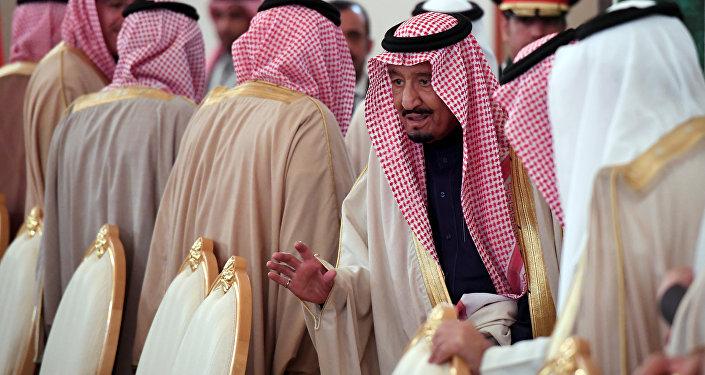 Suudi Arabistan Kralı Selman