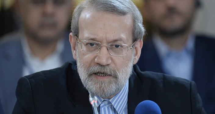 İran Meclis Başkanı Ali Laricani