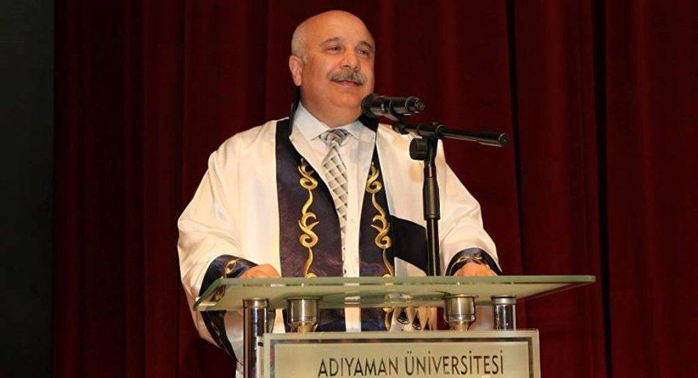 Adıyaman Üniversitesi Rektörü Mustafa Talha Gönüllü