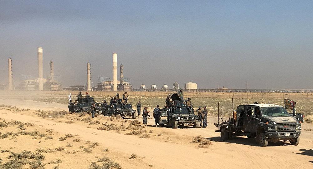 Kerkük- Irak