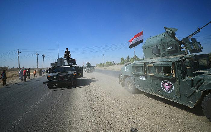 IŞİD karşıtı koalisyon Irak ordusu ve Peşmerge arasında yeni çatışma