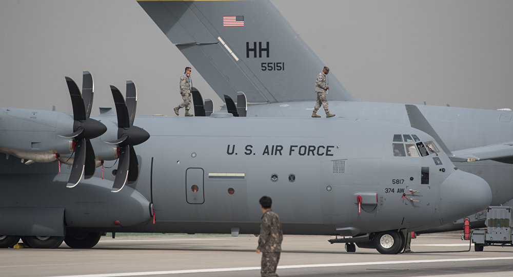 ABD ve Güney Kore'den ortak askeri tatbikat