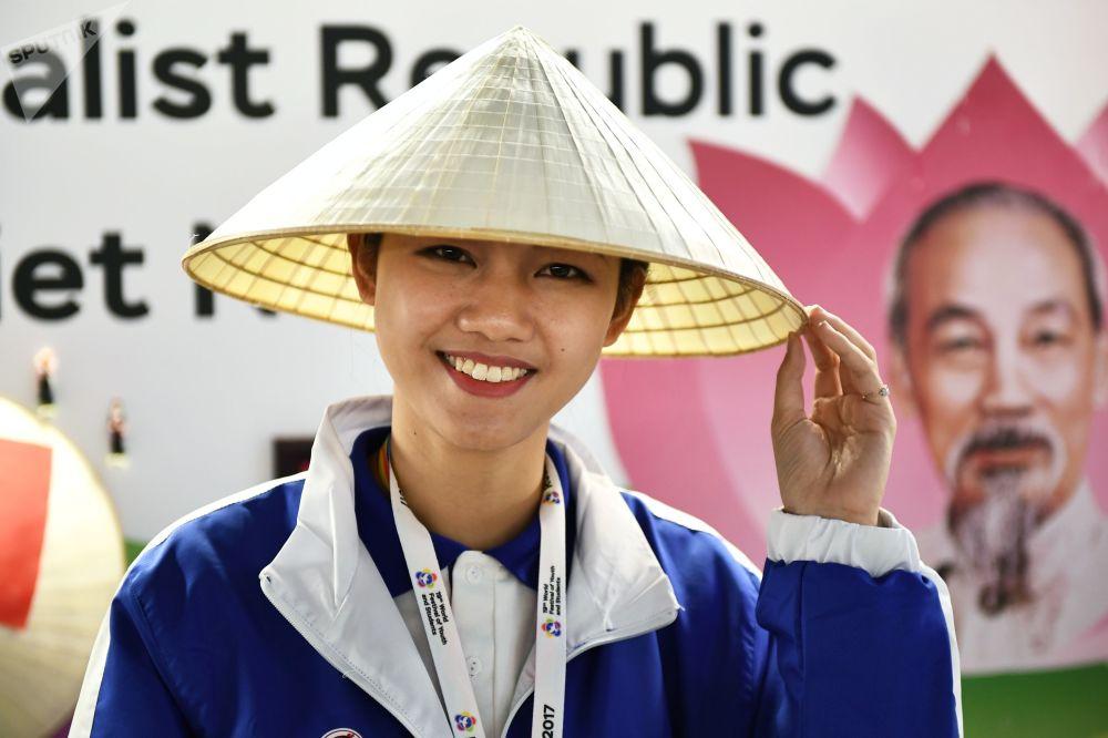 Dünya Gençlik ve Öğrenci Festivali'nin en güzel kızları