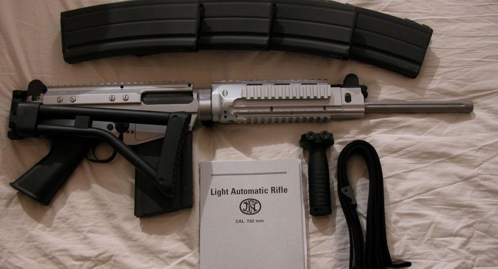 Modernize edilen FN-FAL versiyonu