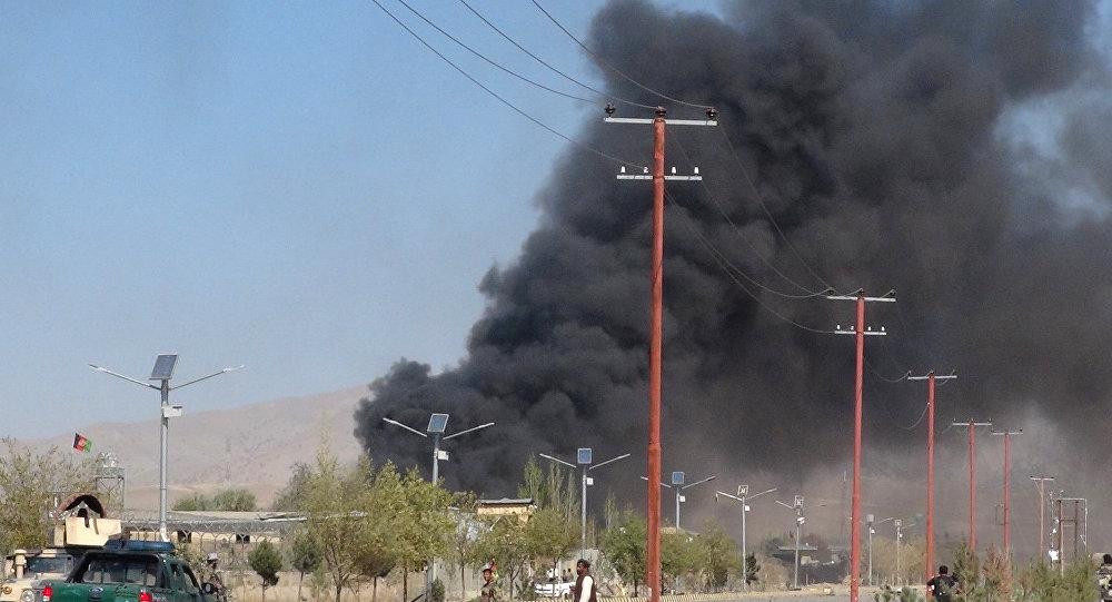 Afganistan- Taliban-saldırı