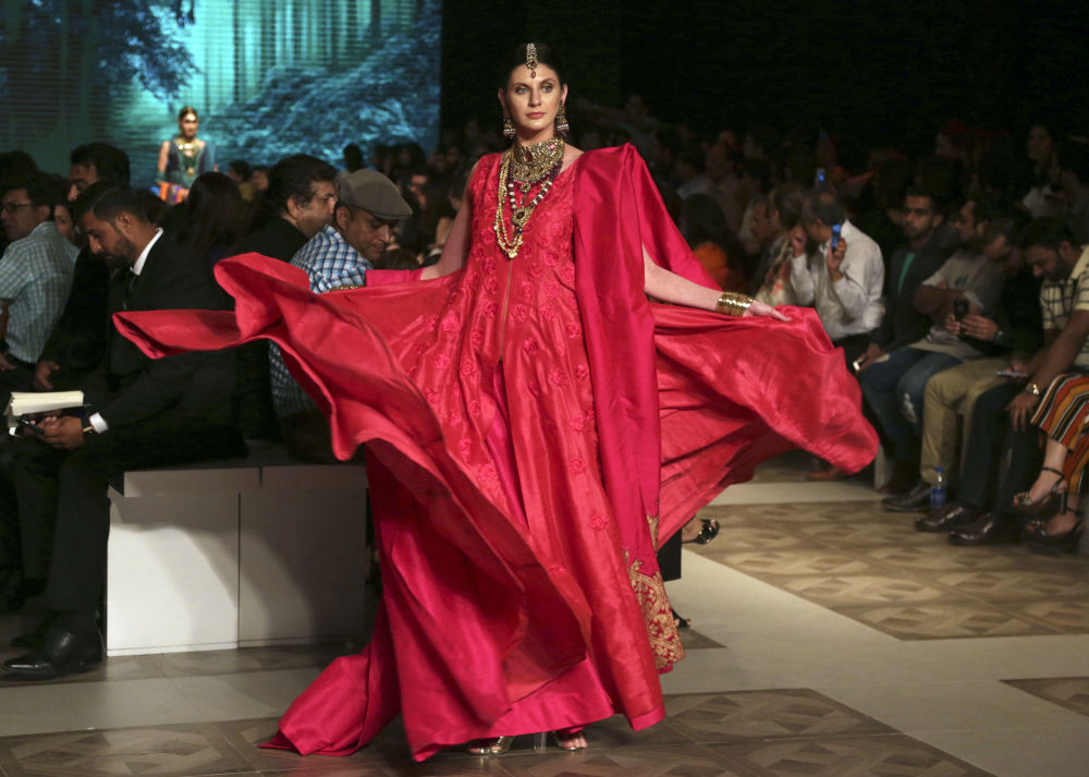 Panamada moda rüzgarı