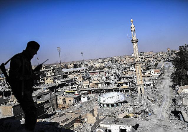 Demokratik Suriye Ordusu - Rakka