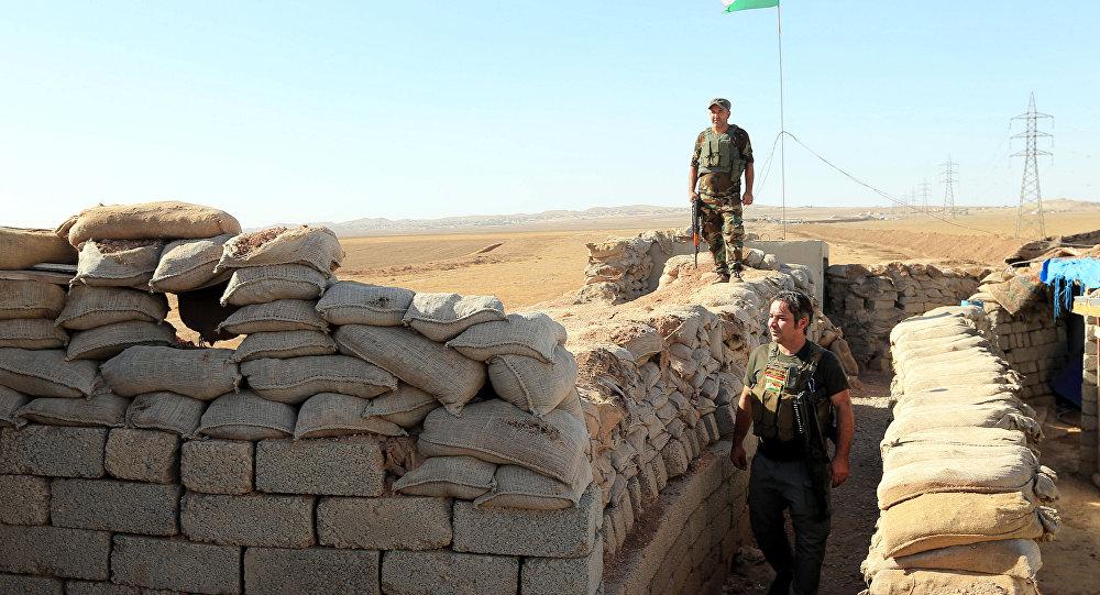 Peşmerge-Musul-Karez bölgesi