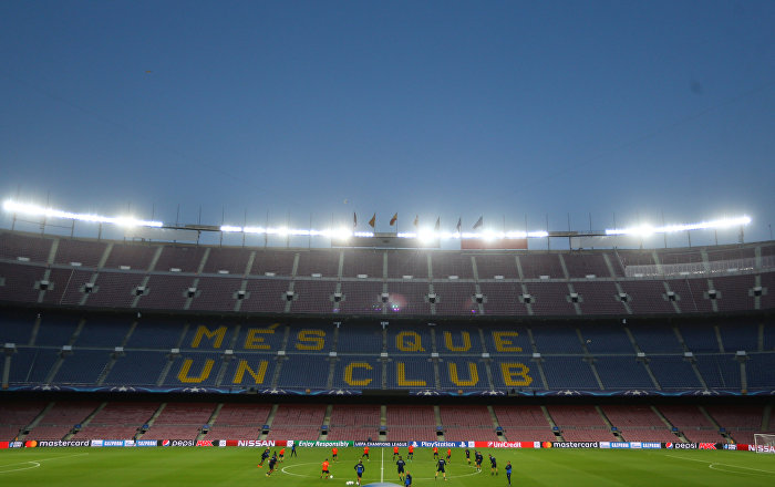 'Barcelona'sız La Liga'nın geliri yüzde 20 azalır, yalan söyleyemem…'