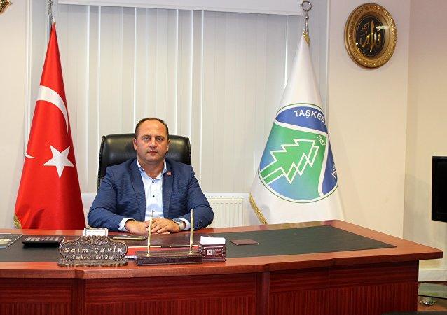 Cinsel saldırıdan gözaltına alınan AK Partili belediye başkanı Saim Çevik