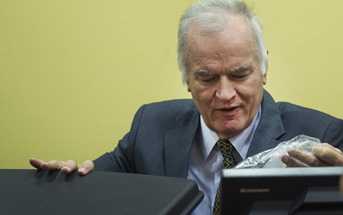 Mladiç hakkındaki karar 22 Kasım'da açıklanacak