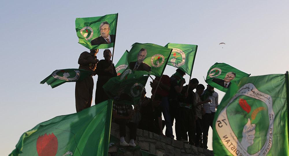 Kürdistan Yurtseverler Birliği (KYB)