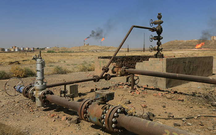 Bağdat, IKBY'yi petrol ihracı için alternatif bulmaya çağırdı