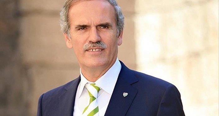 Bursa Belediye Başkanı Recep Altepe