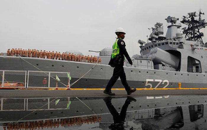 Rusya, Filipin ordusunu güdümü altına aldı