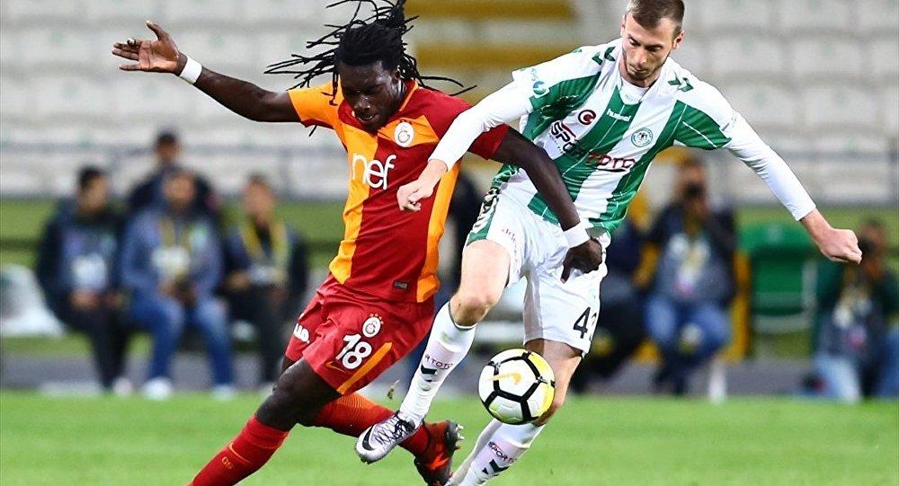 Atiker Konyaspor- Galatasaray