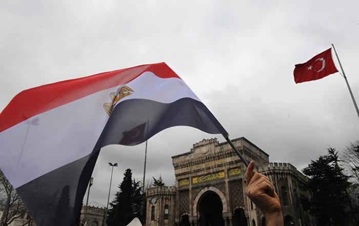 Mısır'dan Türkiye'ye: Her türlü gerginliğin aşılması konusunda istekliyiz