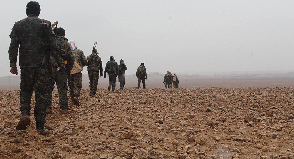 Demokratik Suriye Güçleri (DSG), Deyr ez Zor
