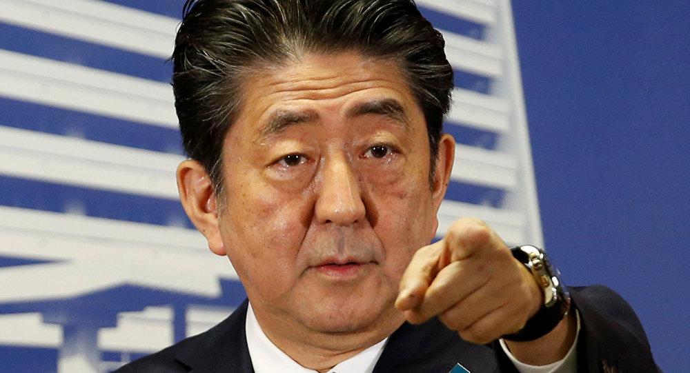 Japonya Başabakanı Abe: Kuzey Kore konusunu güçlü ve kararlı diplomasiyle çözeceğiz