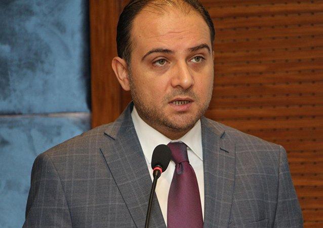 AK Parti Manisa Milletvekili Murat Baybatur