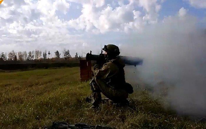Rus Özel Kuvvetleri'nden kapsamlı askeri tabikat