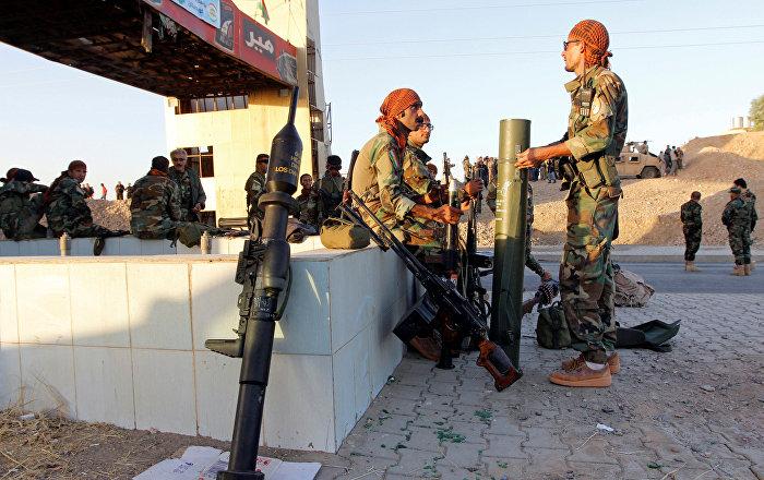 IKBY'den Irak'a, Türkiye'ye petrol  taşıyan boru hattının bulunduğu bölgeye saldırı suçlaması