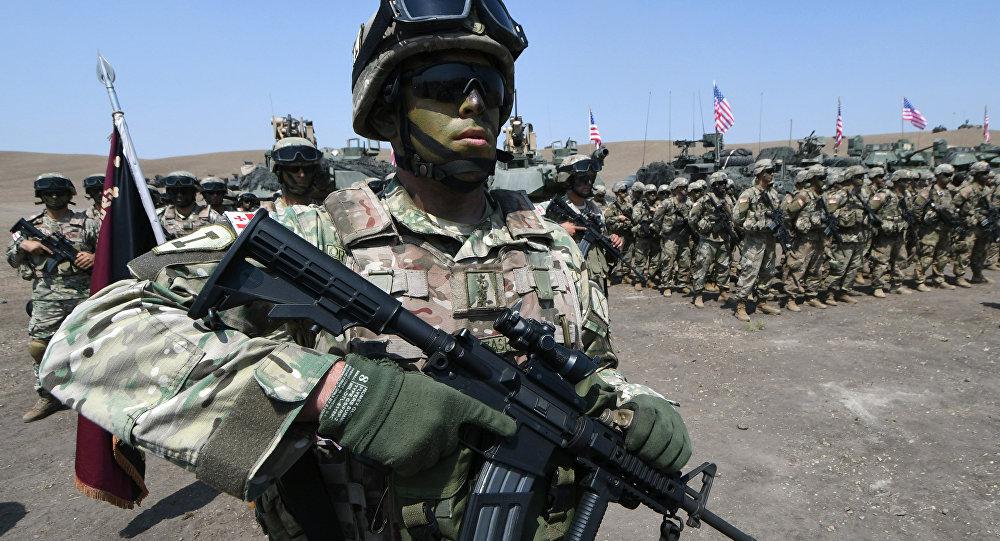 ABD'nin Gürcistan'daki askeri üssü