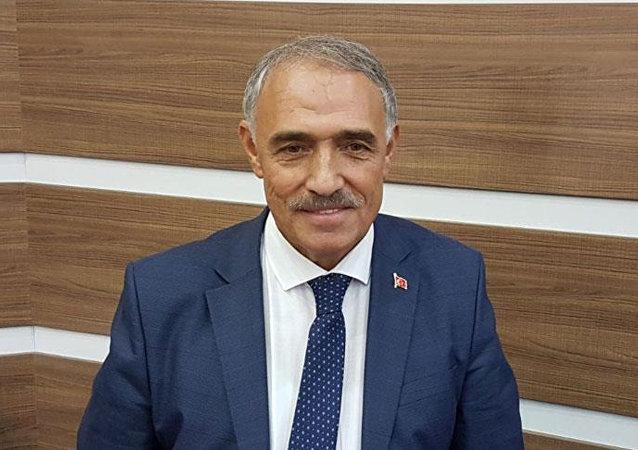 Niğde Belediye Başkanı Rıfat Özkan