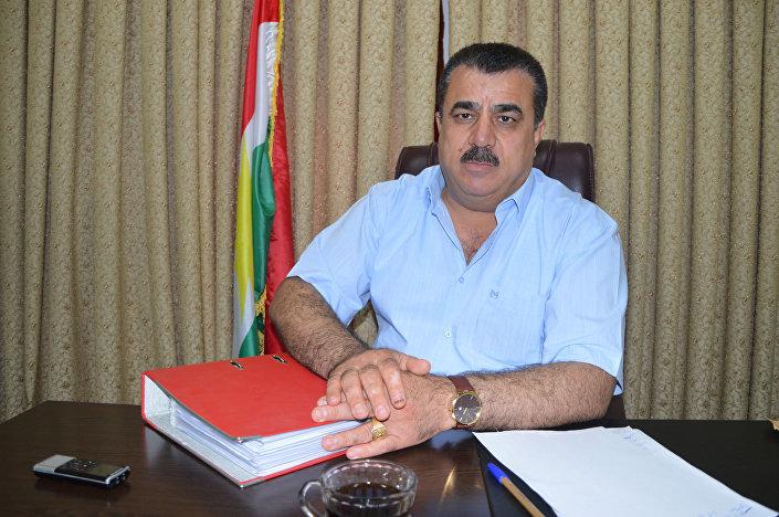 Ezidileri Kurtarma Merkezi Müdürü Hüseyin El Kaidi