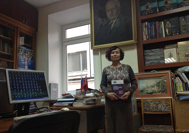 Yazar İnessa İvanova