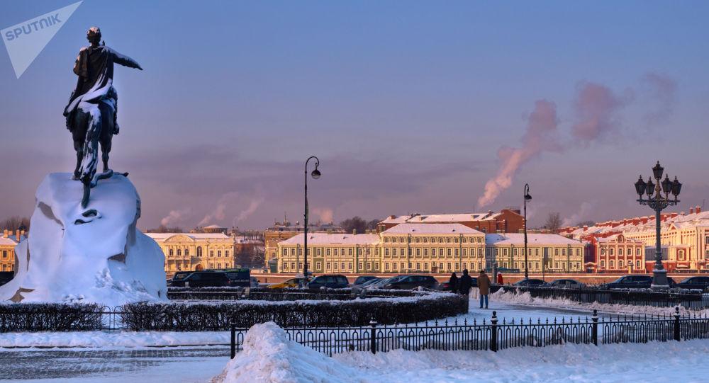 St. Petersburg'un mistik yerleri