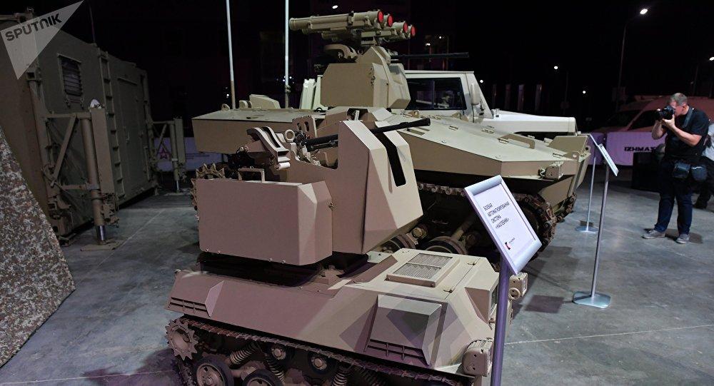 'Nahlebnik' robot sistemi