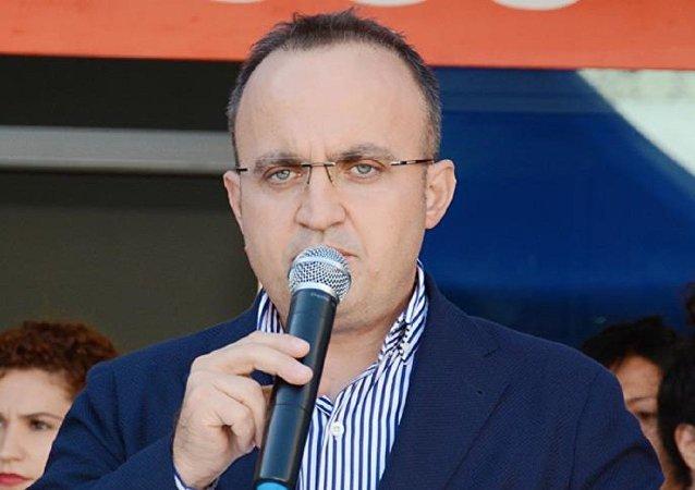 AK Parti Grup Başkanvekili Bülent Turan,