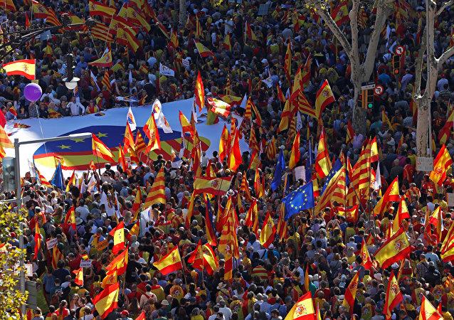 Barcelona- Birlik yanlıları