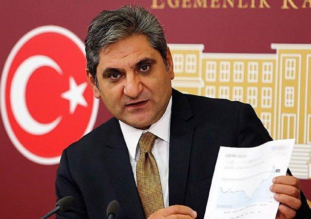 CHP Genel Başkan Yardımcısı Aykut Erdoğdu