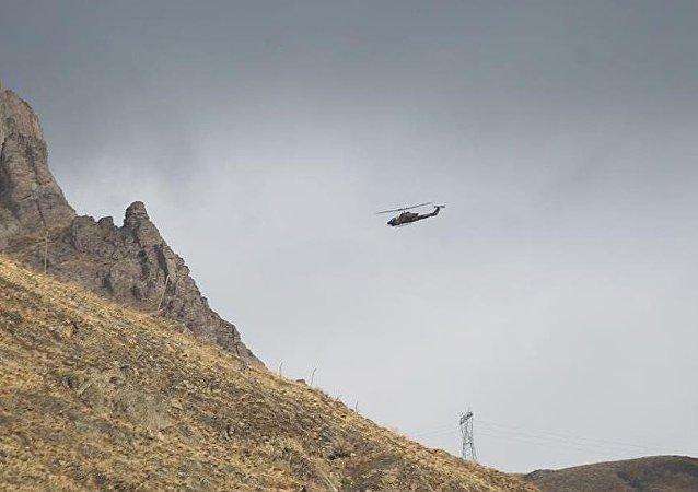 Çatışma - helikopter