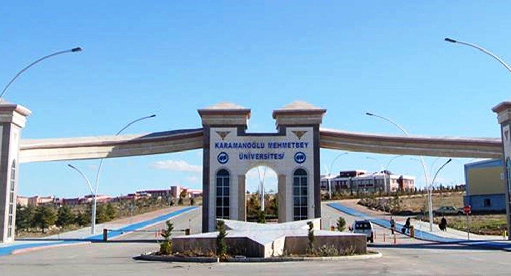 Karamanoğlu Mehmetbey Üniversitesi (KMÜ)
