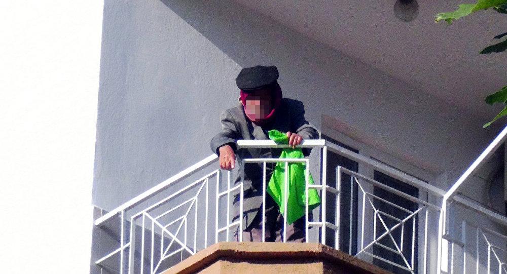 Antalya'da intihar etmeyi unutan yaşlı adam