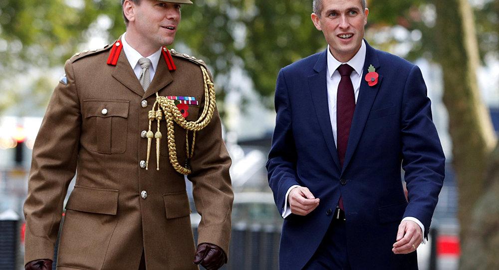 İngiltere'nin yeni savunma bakanı Gavin Williamson