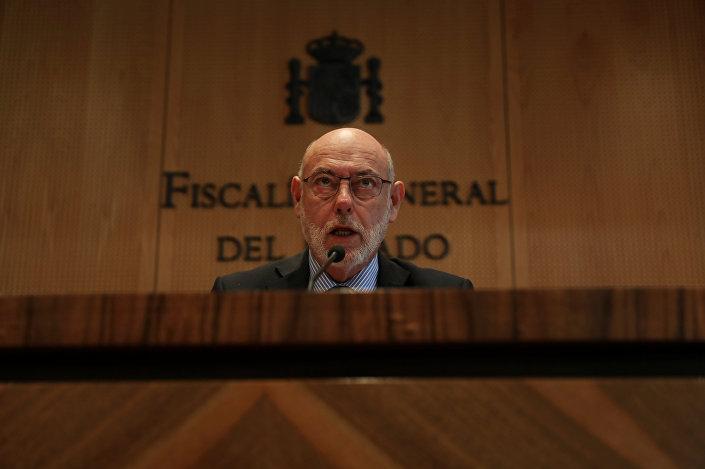 İspanya Başsavcısı Jose Manuel Maza