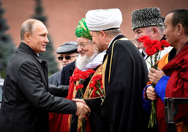 Ulusal Birlik Günü - Rusya - 2017
