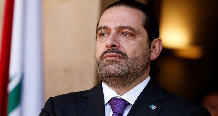 Saad Hariri - Ekim 2017